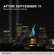 After September 11: New York And The World