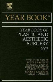 YEAR BOOK OF PLASTIC AND AESTHETIC SURGERY 2007