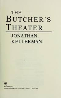 The Butcher's Theater (SIGNED)