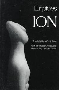 Ion by Euripides - Paperback - Reprint. - 1996 - from KALAMOS BOOKS and Biblio.com