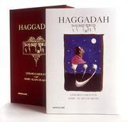 Haggadah (Exclusive Selection) by  Marc-Alain Ouaknin - First Edition Thus - 2008 - from Jero Books and Templet Co. (SKU: 030345)