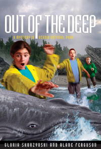 image of Mysteries in Our National Parks: Out of the Deep: A Mystery in Acadia National Park