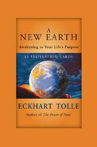 image of a New Earth - awakening to your lifes purpose -  52 inspiration cards (boxed set)