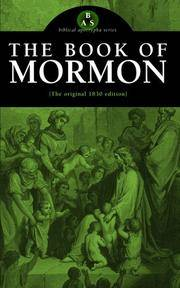 image of The Book of Mormon