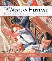 The Western Heritage : Volume 2 : 11th Edition