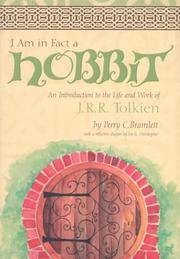 I Am in Fact a Hobbit: An Introduction to the Life and Works of J.R.R. Tolkien by Perry C. Bramlett; Joe R. Christopher - Hardcover - 2002-10 - from Redux Books and Biblio.com