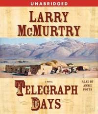 image of Telegraph Days: A Novel