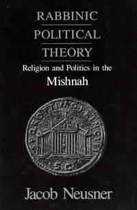 Rabbinic Political Theory
