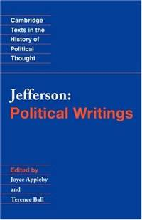 image of Jefferson: Political Writings (Cambridge Texts in the History of Political Thought)