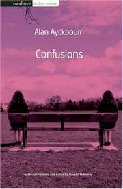 image of Confusions (Modern Drama Student Edition)