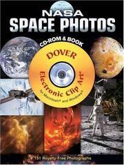 NASA Space Photos CD-ROM and Book (Dover Electronic Clip Art)