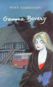 GEMMA BOVERY.** by  POSY: SIMMONDS** - Paperback - UK,slim Qrto s/back,1st edn thus. - from R. J. A. PAXTON-DENNY. (SKU: rja826118)