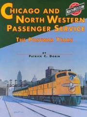 Chicago and North Western System Passenger Service