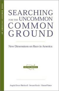 Searching for Uncommon Ground