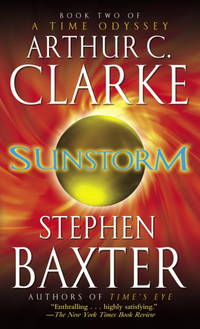 image of Sunstorm (Book Two of A Time Odyssey)