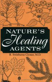 image of Nature's Healing Agents: The Medicines of Nature (Or the Natura System)