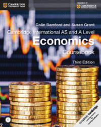 image of Cambridge International AS and A Level Economics: Coursebook (Third Edition)