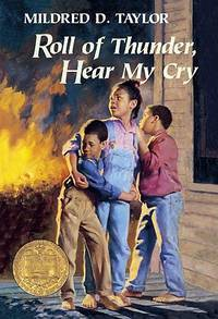 image of Roll Of Thunder, Hear My Cry (Turtleback School_Library Binding Edition)