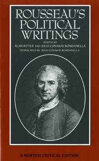 Rousseau's Political Writings: Discourse on Inequality, Discourse on Political Economy,  On...