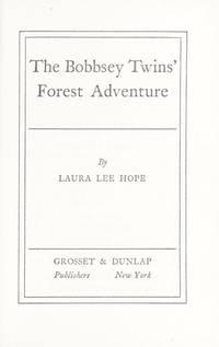 The Bobbsey Twins at Whitesail Harbor  --   (The Bobbsey Twins 45) by  Laura Lee Hope - Hardcover - 1952 - from gigabooks and Biblio.com