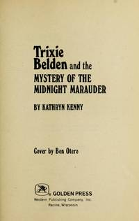 image of Trixie Belden and the Mystery of the Midnight Marauder