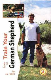 image of How to Train Your German Shepherd (Tr-102)