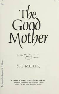 The Good Mother, ARC, TRADE PB