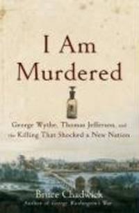 I Am Murdered: George