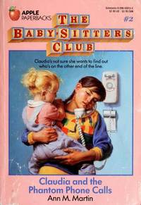 image of Claudia and the Phantom Phone (Baby-Sitters Club)