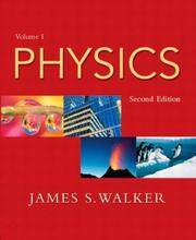 Physics, Vol. 1, Second Edition