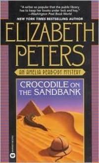image of Crocodile on the Sandbank (Amelia Peabody)