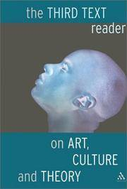 The Third Text Reader on Art, Culture and Theory