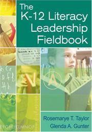 THE K-12 LITERACY LEADERSHIP FIELDBOOK,(PB)