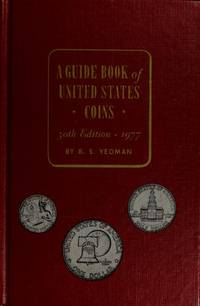Guide Book of United States Coins Edition