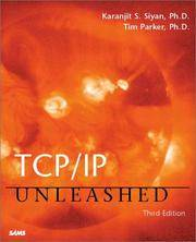 TCP/IP Unleashed (3rd Edition)