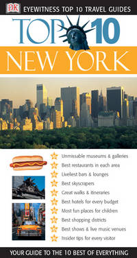 New York (Eyewitness Top 10 Travel Guide)