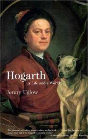 HOGARTH : A LIFE AND A WORLD