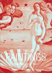15th Century Paintings (TASCHEN Icons Series)