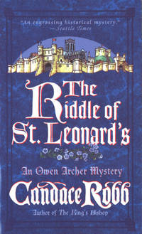 Riddle Of St Leonard's, The