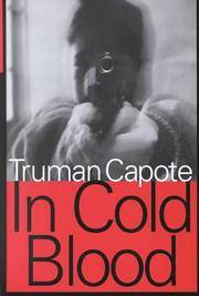 image of In Cold Blood (Transaction Large Print Books)