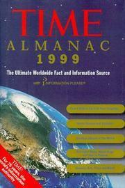 The Time Almanac 1999 (Cloth)