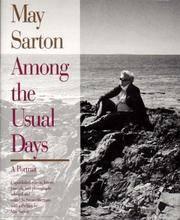May Sarton, Among the Usual Days