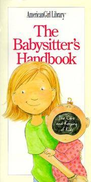 THE BABYSITTER'S HANDBOOK (THE CARE AND KEEPING OF KIDS)