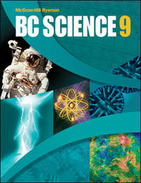 B.C. (British Columbia) Science 9 (Nine)