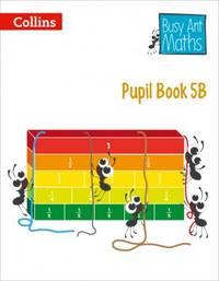 Busy Ant Maths European Edition - Pupil Book 5b