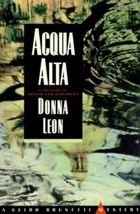 Acqua Alta by Donna Leon - Hardcover - 1996-10 - from Ergodebooks (SKU: SONG0060186518)
