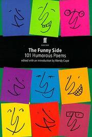 The Funny Side: 101 Humorous Poems (Faber Poetry) by  Wendy Cope - Paperback - 1998 - from Bookbarn (SKU: 3571109)