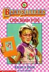image of Karen's Book (Baby-Sitters Little Sister)