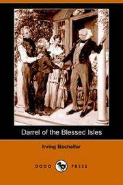 image of Darrel of the Blessed Isles (Dodo Press)