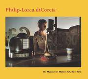 Philip-Lorca Dicorcia (Contemporaries : A Photography Series)